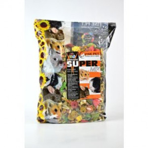 FINE PET Super Mix Hlodavec 600 g