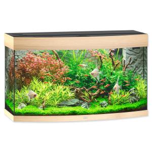 Akvárium set JUWEL Vision LED 180 světle hnědé 180l
