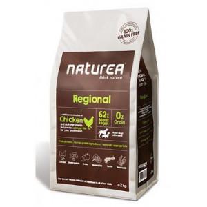 Naturea GF dog Regional - Adult all breeds 2 kg