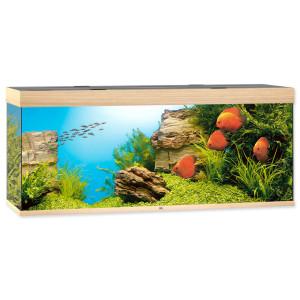 Akvárium set JUWEL Rio LED 450 dub 450l