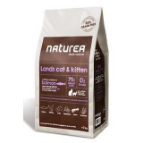Naturea GF cat Lands all breeds all lifestages 7 kg