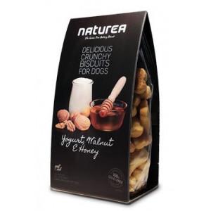 Naturea GF sušenky jogurt, vlašské ořechy, med 230 g