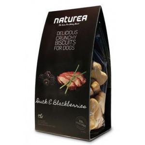 Naturea GF sušenky kachna a ostružiny 230 g