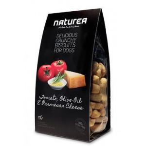 Naturea GF sušenky rajče,olivový olej, parmazán 230 g