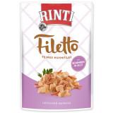 Kapsička RINTI Filetto kuře + šunka v želé 100g