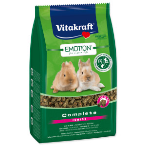 VITAKRAFT Emotion Complete králík junior 800g