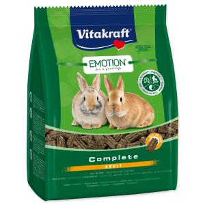 VITAKRAFT Emotion complete králík adult 1,5kg