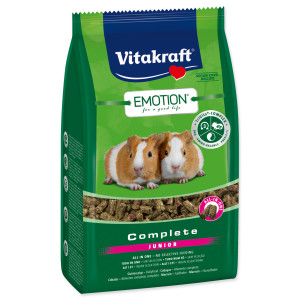 VITAKRAFT Emotion complete morče junior 800g