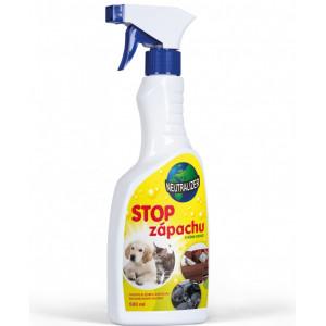 Sprej proti zápachu s vůní ovoce Neutralizer Stop 500 ml