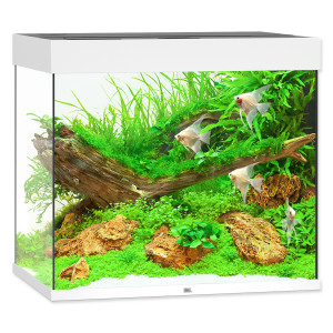 Akvárium set JUWEL Lido LED 200 tmavě hnědé 200l