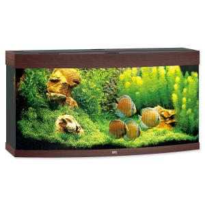 Akvárium set JUWEL Vision LED 260 tmavě hnědé 260l