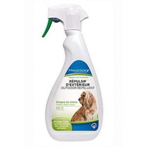 Francodex Sprej proti znešišťování outdoor pes 650 ml