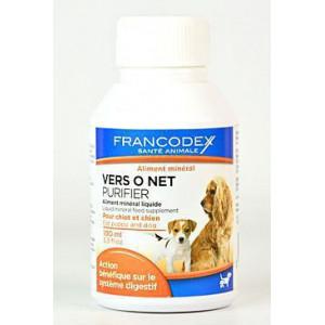 Francodex Vers O Net pes, štěně 100 ml