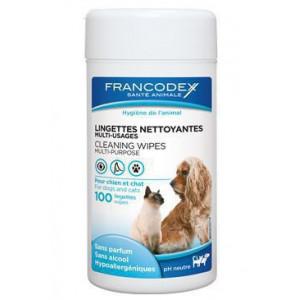 Francodex Ubrousky víceúčelové pes, kočka 100 ks
