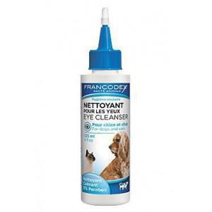 Francodex Roztok čistící na oči pes, kočka 125 ml