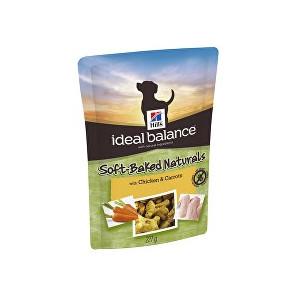 Hills Canine Ideal Balance Pamlsek kuře a mrkev 227 g