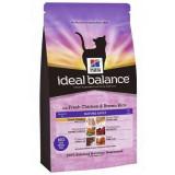 Hills Feline Ideal Balance Mature Adult kuře a rýže 300 g