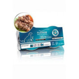 Platinum Menu Mini Pure Fish 4x100 g