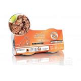 Platinum Menu Mini Turkey+Salmon 4x100 g