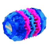 Hračka DOG FANTASY TPR Dental modrá 9,8 cm 1ks