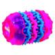 Hračka DOG FANTASY TPR Dental růžová 9,8 cm 1ks