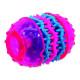 Hračka DOG FANTASY TPR Dental růžová 10,8 cm 1ks