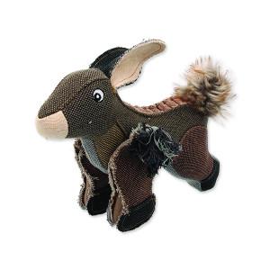 Hračka DOG FANTASY textilní králík 27 cm 1ks