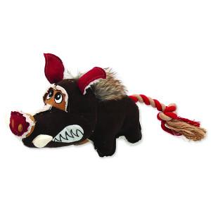 Hračka DOG FANTASY textilní divočák 35 cm 1ks