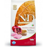 N&D Low Grain CAT Adult Chicken & Pomegranate 5 kg