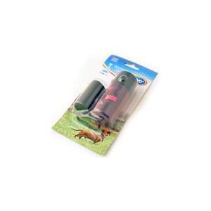 Pouzdro plast na sáčky - ovál se světlem DUVO+ 1 ks