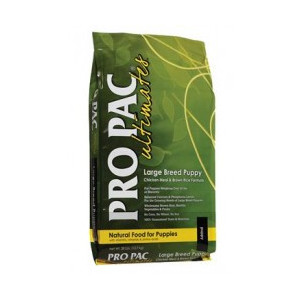 Pro Pac Ultimates Dog Puppy LB Chick&Brown Rice 20 kg