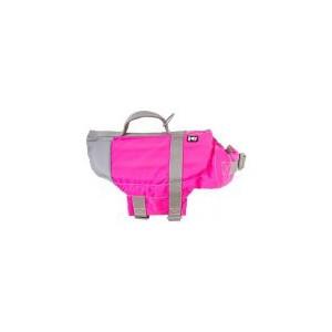 Vesta plavací Hurtta Life Savior 5-10 kg růžová