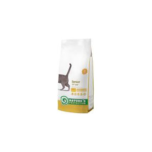 Nature's Protection Cat Dry Senior 7 kg