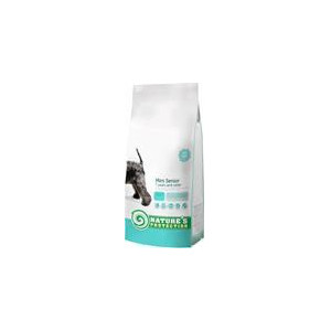 Nature's Protection Dog Dry Senior Mini 2 kg