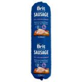 Salám BRIT Premium Dog Sausage Chicken & Rabbit
