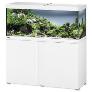 Akvárium set se stolkem EHEIM Vivaline LED bílé 240l
