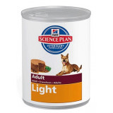 Hills Canine  konz. Adult Light Chicken 370g