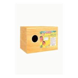 Budka pro ptáky do klece dřevěná 23 cm Zolux