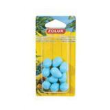 Falešná vejce kanárek 10 ks modrá Zolux