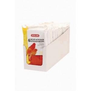 Sušenky pro ptáky ACTICOLOR NUTRIMEAL 6 ks 75 g Zolux