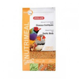 Krmivo pro malé exotické ptáky NUTRIMEAL 2,5 kg Zolux