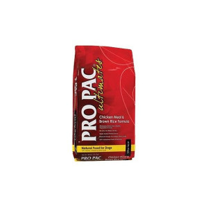 Pro Pac Ultimates Dog Adult LB Chick&Brown Rice 20 kg