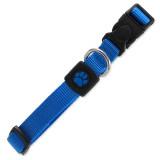 Obojek ACTIV DOG Premium modrý M 1ks