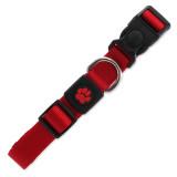 Obojek ACTIV DOG Premium červený L 1ks