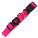 Obojek ACTIV DOG Premium růžový L 1ks