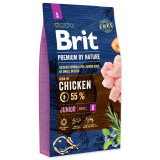 BRIT Premium by Nature Junior S 8kg