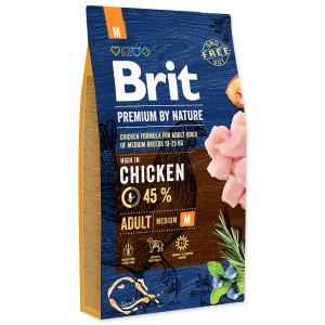 BRIT Premium by Nature Adult M 8kg