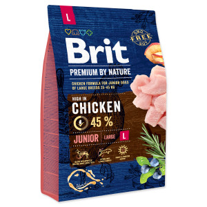 BRIT Premium by Nature Junior L 3kg