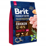 BRIT Premium by Nature Senior L+XL 3kg