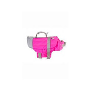 Vesta plavací Hurtta Life Savior 20-40 kg růžová